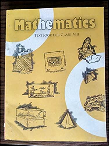 Mathematics Textbook for Class 8