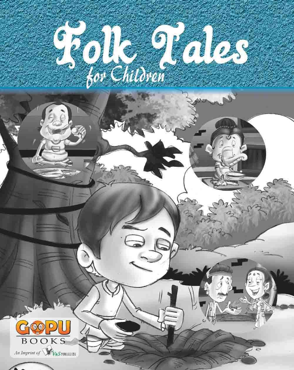 FOLK TALES (FOR CHILDREN)