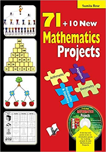 71+10 New Mathematics Projects