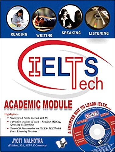 IELTS TECH - ACADEMIC MODULE (WITH CD)