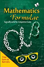 MATHEMATICS FORMULAE FOR COMPETITIVE EXAMINATIONS