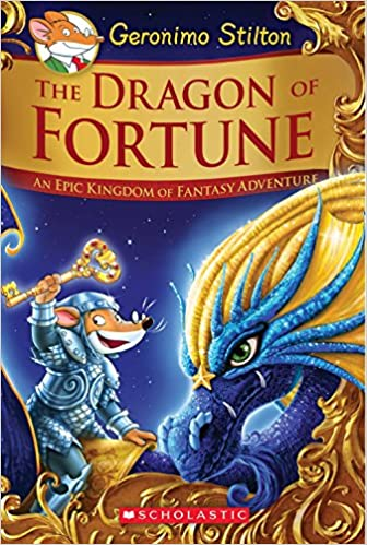 THE DRAGON OF FORTUNE - AN EPIC KINGDOM OF FANTASY ADVENTURE