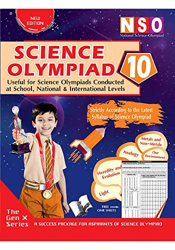 National Science Olympiad - Class 10 (With OMR Sheets)