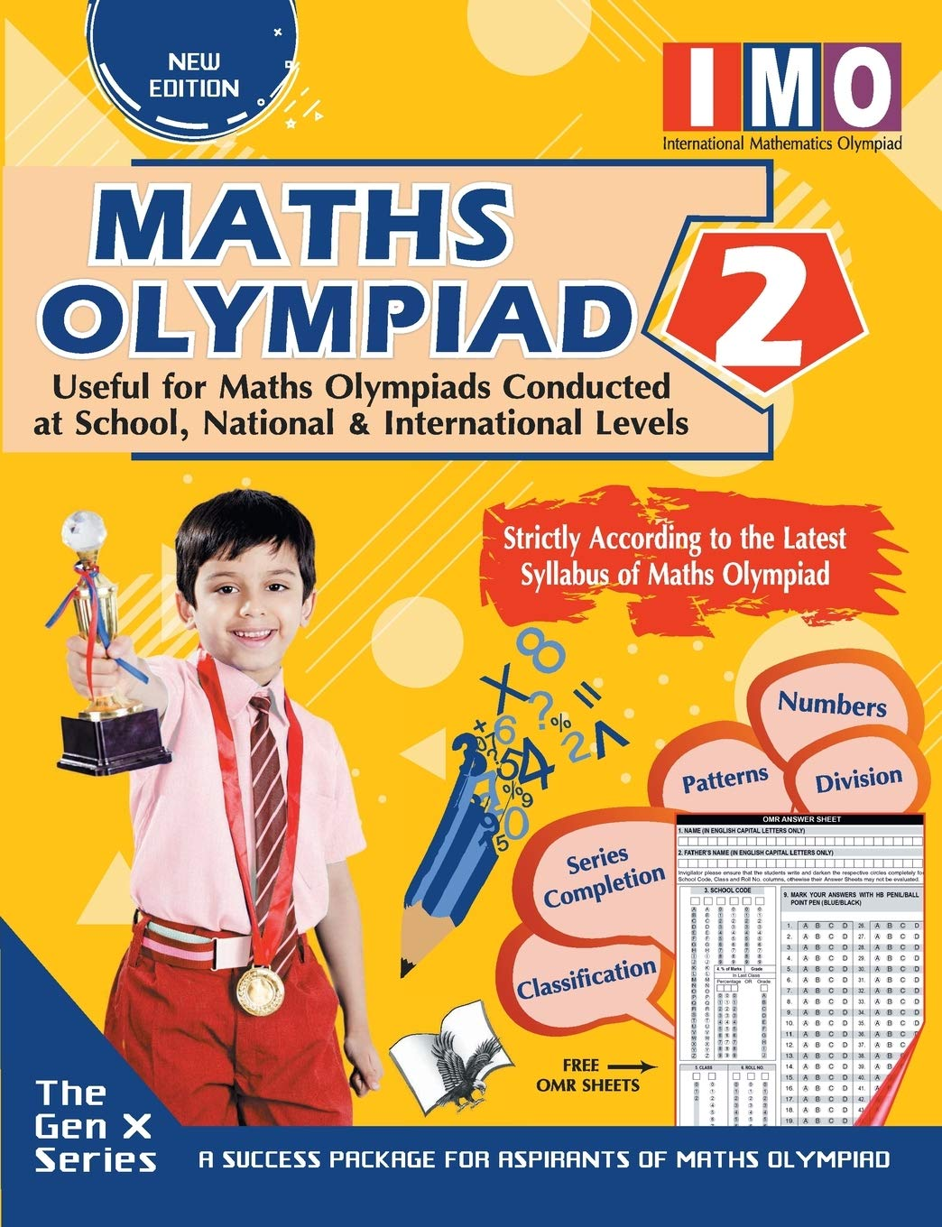 MATHS OLYMPIAD 2 (USEFUL FOR MATHS OLYMPIADS CONDUCTED AT SCHOOL, NATIONAL & INTERNATIONAL LEVELS)