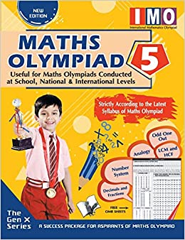 MATHS OLYMPIAD 5 (USEFUL FOR MATHS OLYMPIADS CONDUCTED AT SCHOOL, NATIONAL & INTERNATIONAL LEVELS)