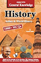 OBJECTIVE GENERAL KNOWLEDGE HISTORY (HINDI EDITION)