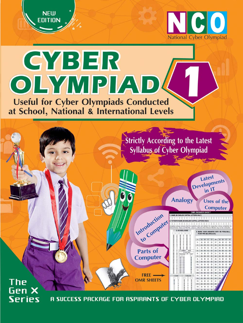 CYBER OLYMPIAD 1 (USEFUL FOR CYBER OLYMPIADS CONDUCTED AT SCHOOL, NATIONAL & INTERNATIONAL LEVELS)