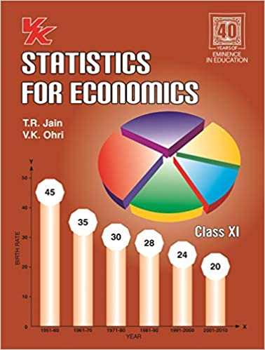 Statistics for Economics - Class 11 - CBSE (2020-21)