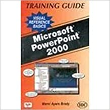 Power Point 2000 Training Guide