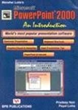 PowerPoint 2000 - An Introduction
