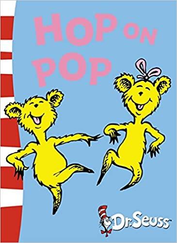 HOP ON POP: BLUE BACK BOOK (DR. SEUSS - BLUE BACK BOOK)