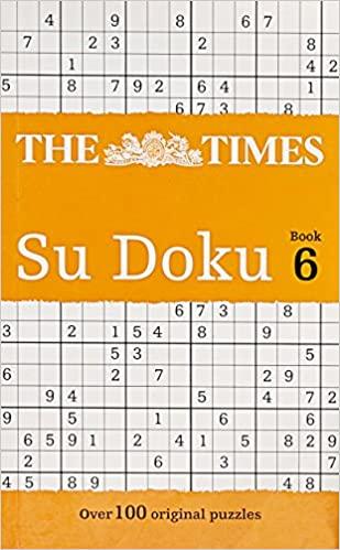 THE TIMES SU DOKU - BOOK 6