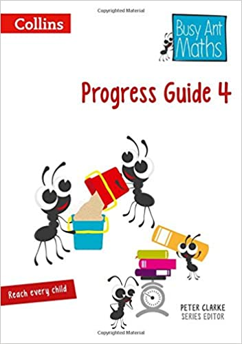 BUSY ANT MATHS - PROGRESS GUIDE 4