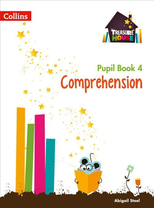 Treasure House - Comprehension Year 4 Pupil Book