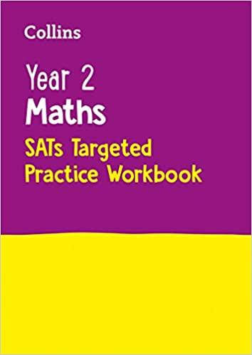 YEAR 2 MATHS KS1 SATS TARGETED PRACTICE WORKBOOK
