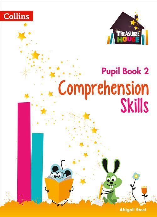 TREASURE HOUSE - COMPREHENSION SKILLS PUPIL BOOK 2
