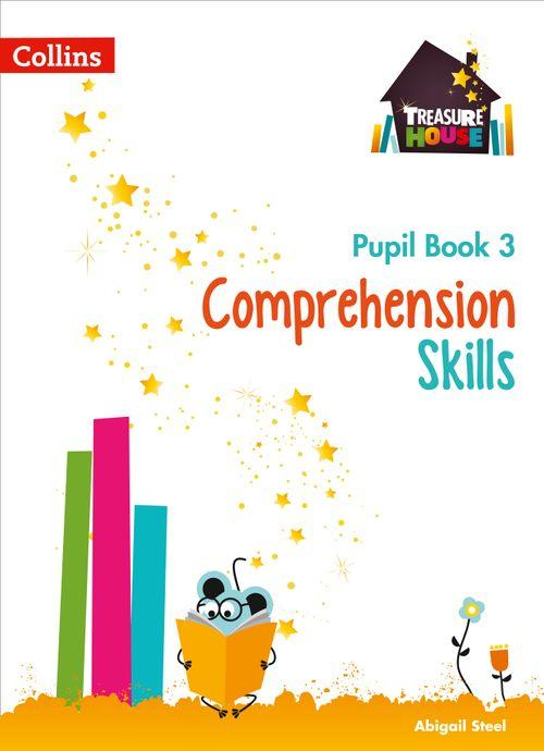 Treasure House - Comprehension Skills Pupil Book 3