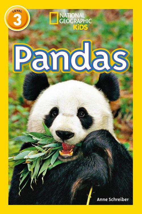 NATIONAL GEOGRAPHIC READERS - PANDAS : LEVEL 3