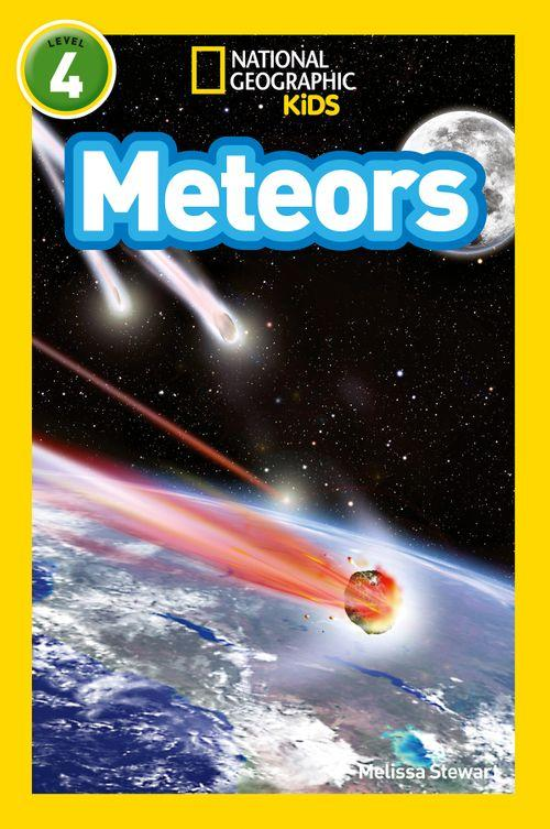 National Geographic Readers - Meteors : Level 4