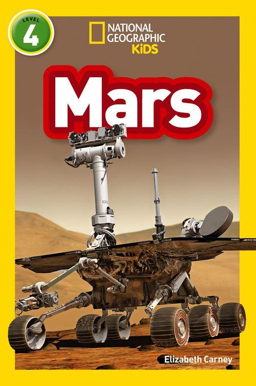 National Geographic Readers - Mars : Level 4