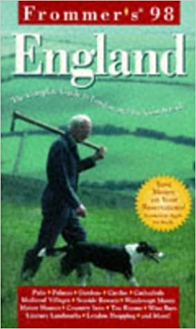 FROMMER'S 98 ENGLAND