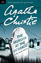 THE MURDER AT THE VICARAGE: A MISS MARPLE MYSTERY: 1