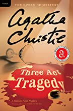 Three Act Tragedy: A Hercule Poirot Mystery: 11