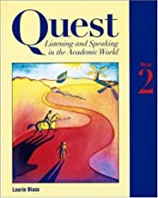 Quest: Bk. 2: Listening and Speaking in the Academic World