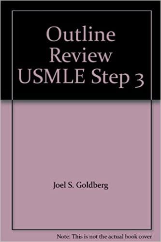 APPLETON & LANGE'S OUTLINE REVIEW USMLE STEP 3