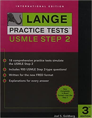 Appleton & Lange Practice Test