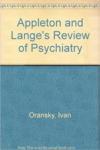 Appleton and Lange's Review of Psychiatry
