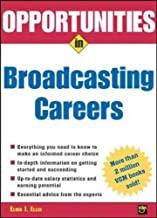 Opportunities in Broadcasting Careers