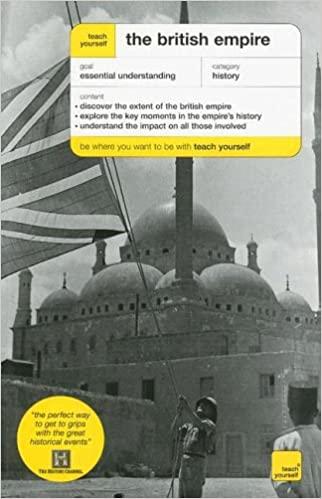 Teach Yourself The British Empire