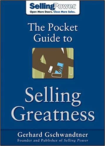 The Pocket Guide to Selling Greatness