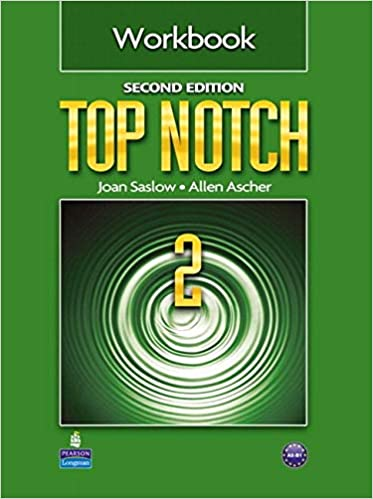 Top Notch 2 Workbook