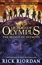 HEROES OF OLYMPUS BOOK : THE BLOOD OF OLYMPUS