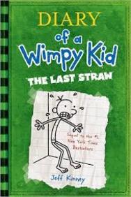 DIARY OF A WIMPY KID 03 : LAST STRAW