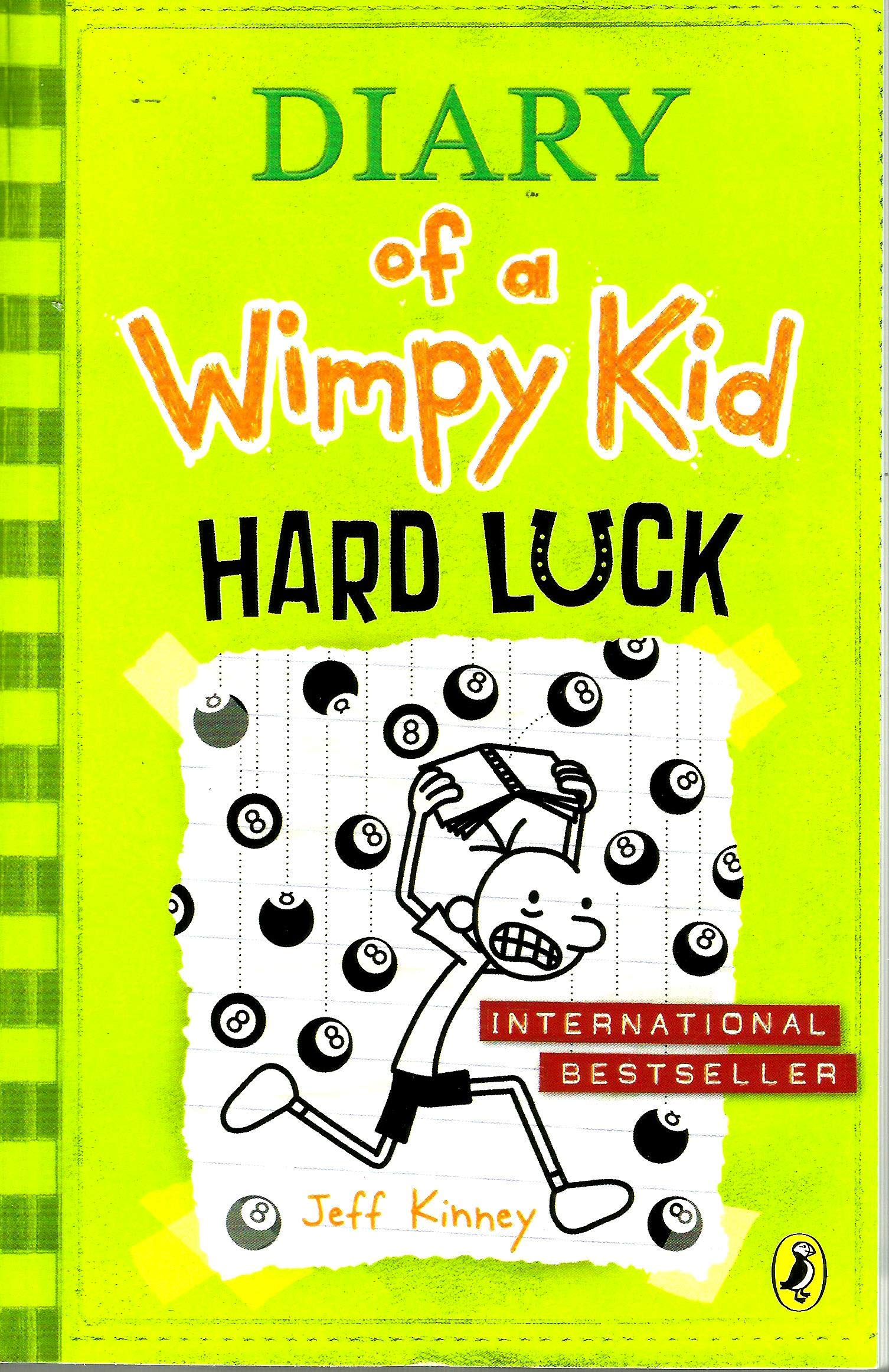DIARY OF A WIMPY KID 08 : HARD LUCK