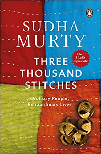 THREE THOUSAND STITCHES: ORDINARY PEOPLE, EXTRAORDINARY LIVES..