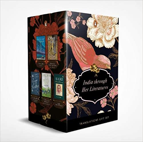 Translations Gift Set: India through Her Literatures