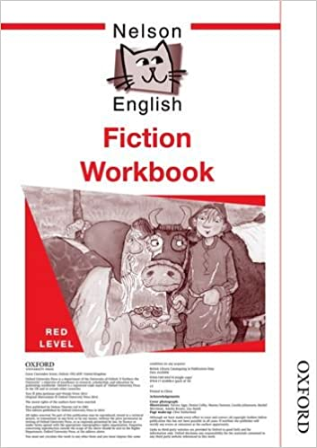 Nelson English - Fiction Workbook Red Level (X10)