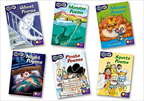 OXFORD READING TREE: LEVEL 11: GLOW-WORMS: PACK OF 6