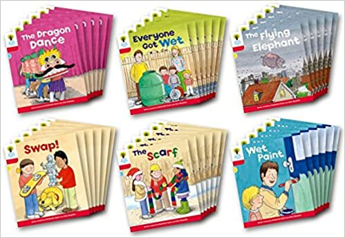 Oxford Reading Tree: Level 4: More Stories B: Class Pack of 36