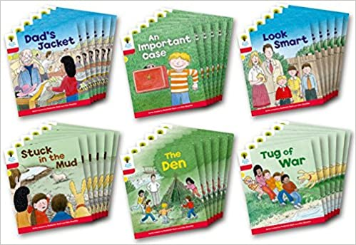 Oxford Reading Tree: Level 4: More Stories C: Class Pack of 36