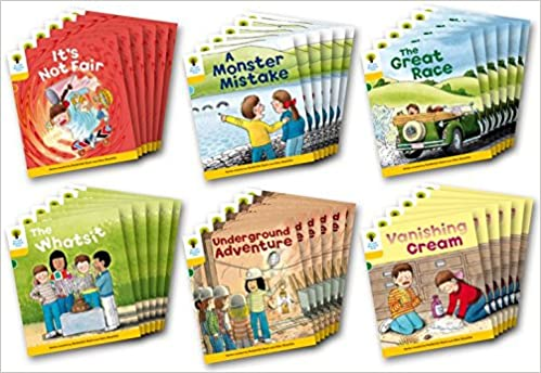OXFORD READING TREE: LEVEL 5: MORE STORIES A: CLASS PACK OF 36