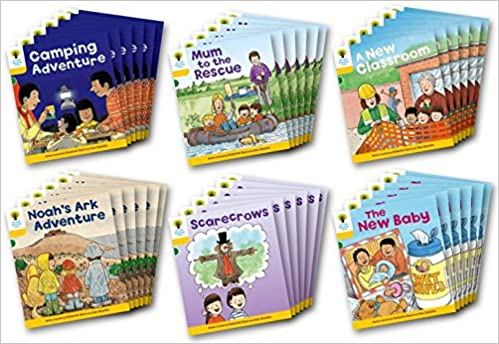 OXFORD READING TREE: LEVEL 5: MORE STORIES B: CLASS PACK OF 36
