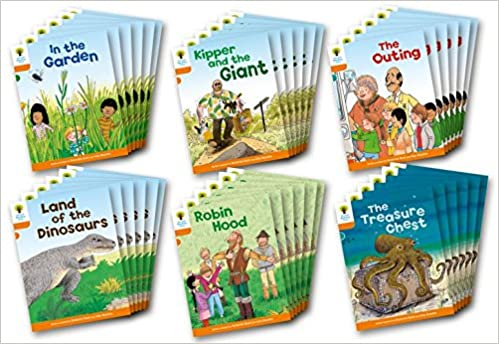 OXFORD READING TREE: LEVEL 6: STORIES: CLASS PACK OF 36