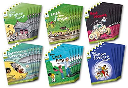 OXFORD READING TREE: LEVEL 7: STORIES: CLASS PACK OF 36