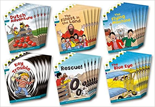 OXFORD READING TREE: LEVEL 9: MORE STORIES A: CLASS PACK OF 36