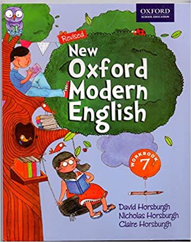 New Oxford Modern English Work Book Class - 7